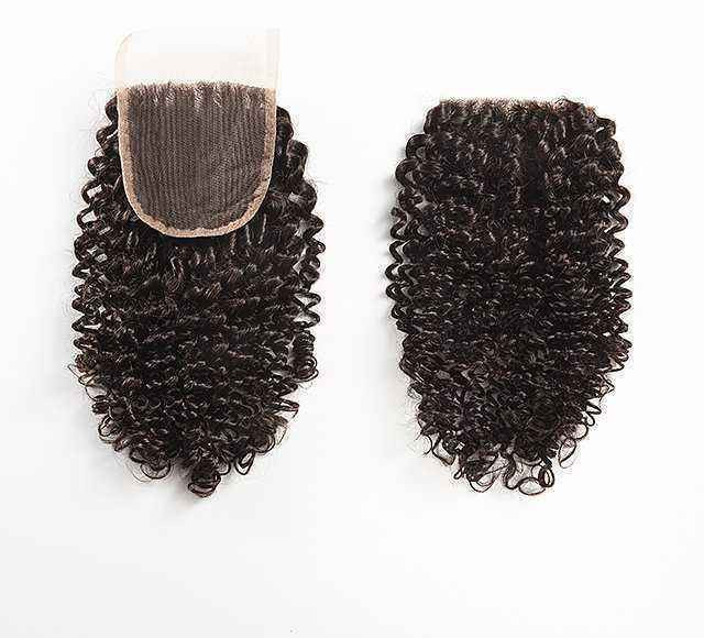 """InKarnation Collection Closure Bundle Deal - Kinky Curly 18"""" Closure, 20"""" and 22"""" Bundles"""